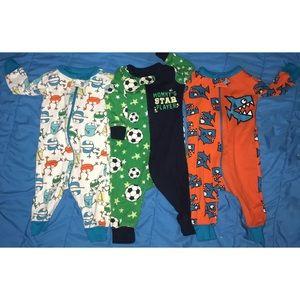 The Children's Place Pajamas Trio 0-3m